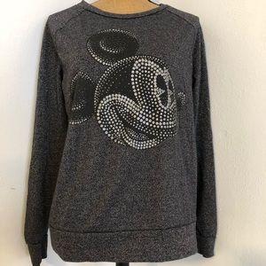 Glittered Disney Sweatshirt